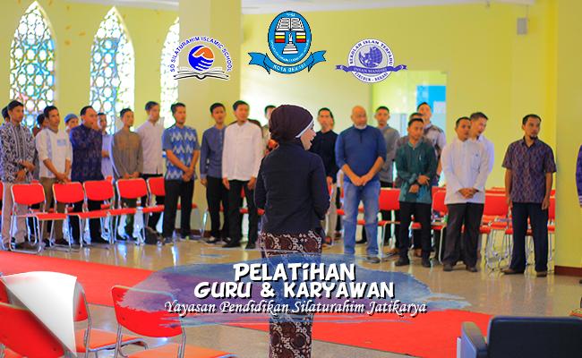 Read more about the article Pelatihan Guru & Karyawan Januari 2020