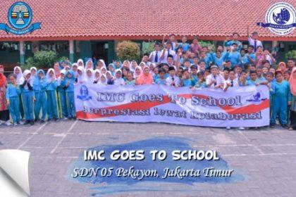 imc goes to school