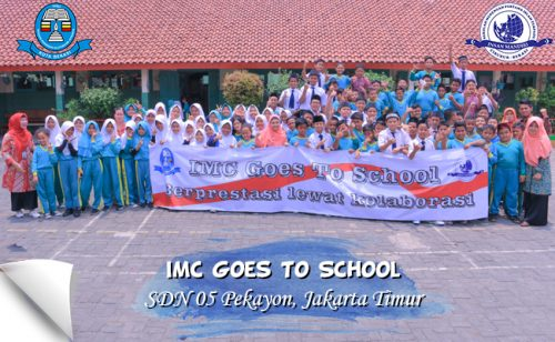 Read more about the article #IMCGoesToSchool – SDN 05 Pekayon Jakarta Timur
