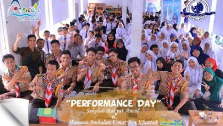 performance day di sekolah rakyat ancol