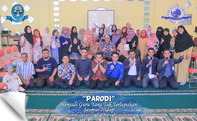 """Read more about the article """"PARODI""""-Menjadi Guru Yang Tak Terlupakan Seumur Hidup"""