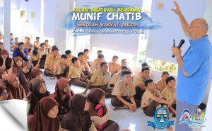 Read more about the article Kelas Inspirasi Bersama Munif Chatib – Sekolah Rakyat Ancol