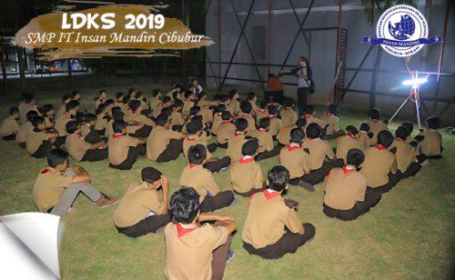 Read more about the article LDKS SMP IT Insan Mandiri Cibubur 2019