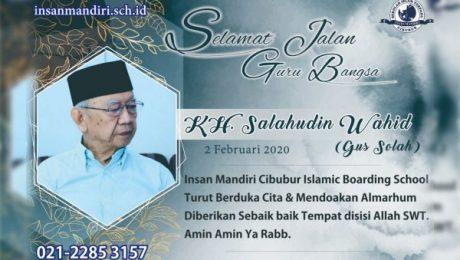 KH Salahudin Wahid