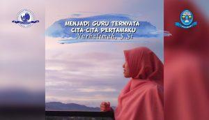 Read more about the article MENJADI GURU TERNYATA CITA-CITA PERTAMAKU