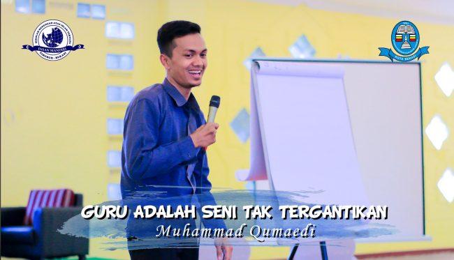 Read more about the article GURU ADALAH SENI TAK TERGANTIKAN
