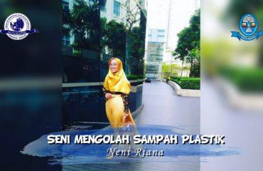 seni mengolah sampah plastik