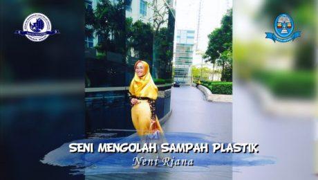 seni mengolah sampah plastik neni riana