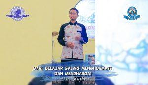 Read more about the article Belajar Saling Menghormati dan Menghargai