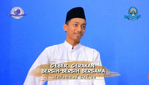 Read more about the article Gerakan Bersih-Bersih Bersama (GEBER)