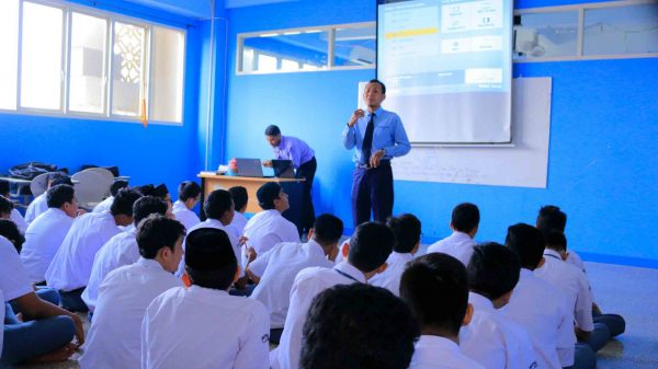 Kelas Insan Mandiri Cibubur Boarding School
