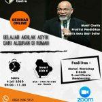 belajar akhlak asyik dari al-qur'an dirumah
