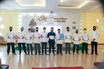 penghargaan anti mainstream untuk wali asrama