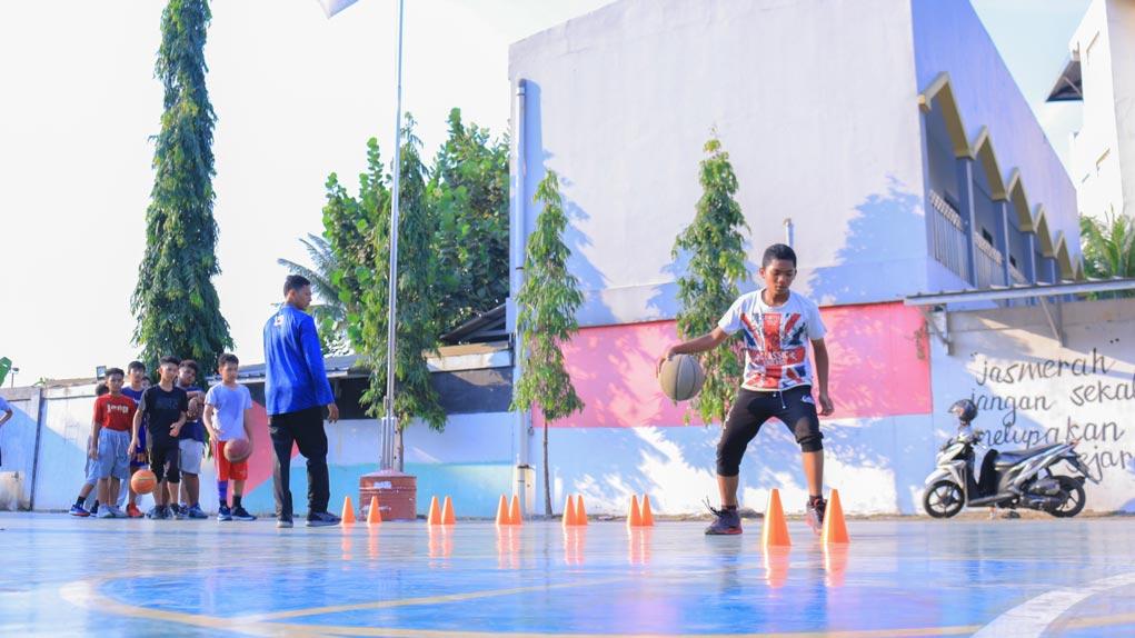Basket-Insan-Mandiri-Cibubur