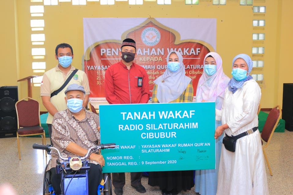 Read more about the article WAKAFKAN ASET SEBAGAI MEDIA DAKWAH UMAT