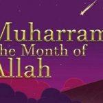 bulan muharram yang mulia oleh fauzi ridwanul haq