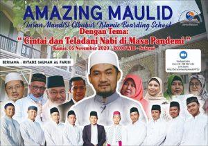 Read more about the article Peringatan Maulid Nabi Muhammad SAW
