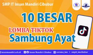 Read more about the article 10 BESAR LOMBA TIKTOK SAMBUNG AYAT