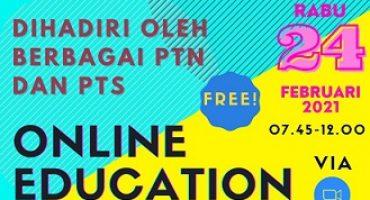 online education fair smait insan mandiri cibubur
