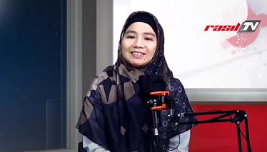 Read more about the article DRG. CARISSA GRANI MASUK ISLAM