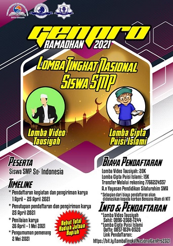 Read more about the article LOMBA VIDEO TAUSIAH & CIPTA PUISI