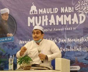 Memperingati Maulid Nabi Muhammad - Habib Isa Al-Kaff