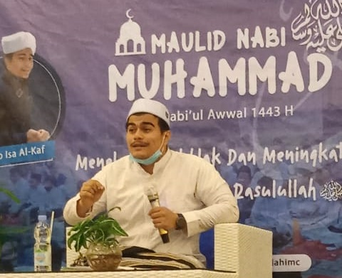 Read more about the article Memperingati Maulid Nabi Muhammad
